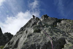 Roger Gott Action2 Nigel in  Chamonix again2019 Photo Competition Winner Action