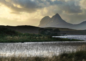 UK Landscape   Suilven from Elfin  JC2019 Photo Competition Winner UK Landscape