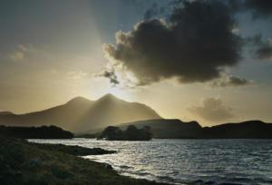 UK Landscape   Sunset over Cul Mor  JC
