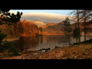 1 - JC - Blea Tarn on a Winter Morning