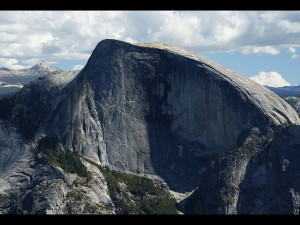 2 - JC - ROW - Half Dome from North Dome,Yosemite